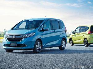 Honda Mulai Jual Freed Generasi Terbaru di Jepang, Harga Mulai Rp 214 Jutaan