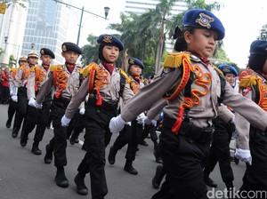 Polisi Sudah Fokus Terapkan Pendidikan Lalu Lintas Sejak Dini