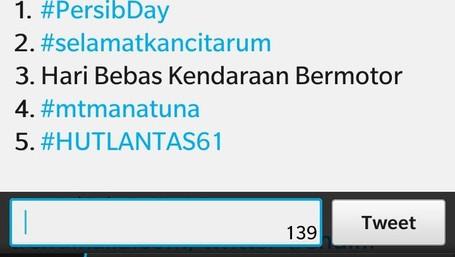 Wow! Aksi #selamatkancitarum Piknik DetikTravel Masuk Trending Topic Twitter