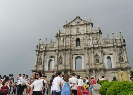Kisah Puing Gereja Yang Jadi Landmark Terpopuler Di Macau