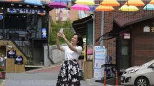 Cerita Serunya Chelsea Islan di Festival Film Internasional