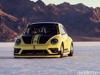 Ini Dia VW Beetle Tercepat di Dunia, 328 Km/Jam!