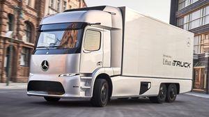 Mercedes-Benz Kenalkan Truk Bertenaga Listrik