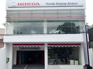 Honda Resmikan Diler Pertama di Ambon