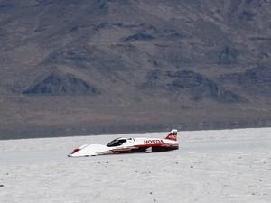 Pakai Mesin 660 cc, Jet Darat Honda Ini Mampu Lari Hingga 421 Km/jam