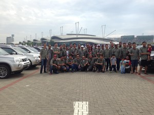 Nissan X-Trail Indonesia Gelar Baksos di Semarang
