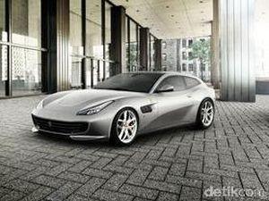 Ferrari Siap Luncurkan Mobil V8 4 Kursi Pertama dalam Sejarah