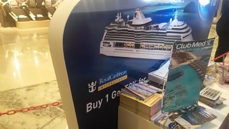 Cuma Di Mega Travel Fair 2016, Diskon Cruise Hingga 50%