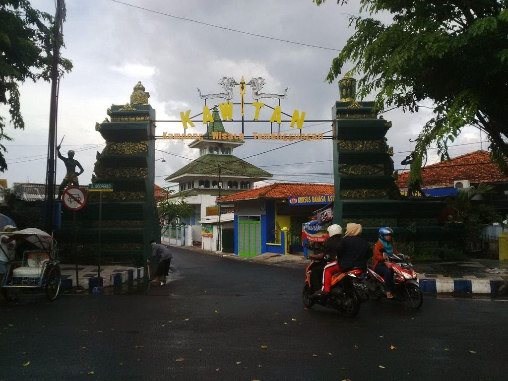 Jelajah Kawitan, Kampung Wisata di Tengah Kota Banyuwangi