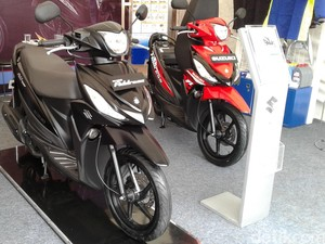 Suzuki: Selera Masyarakat Terhadap Motor Berubah 6 Bulan Sekali
