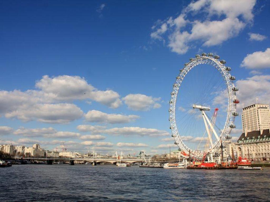 Aneka Landmark Kota London yang Sayang Untuk Dilewatkan