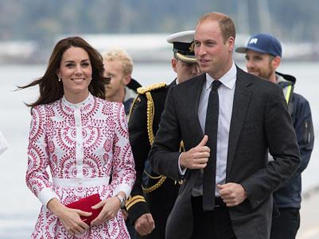 Gaya Elegan Kate Middleton di Kanada Ini Seharga Rp 79 Juta