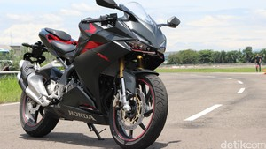 All New CBR250RR Cuma Ada 3 Warna!