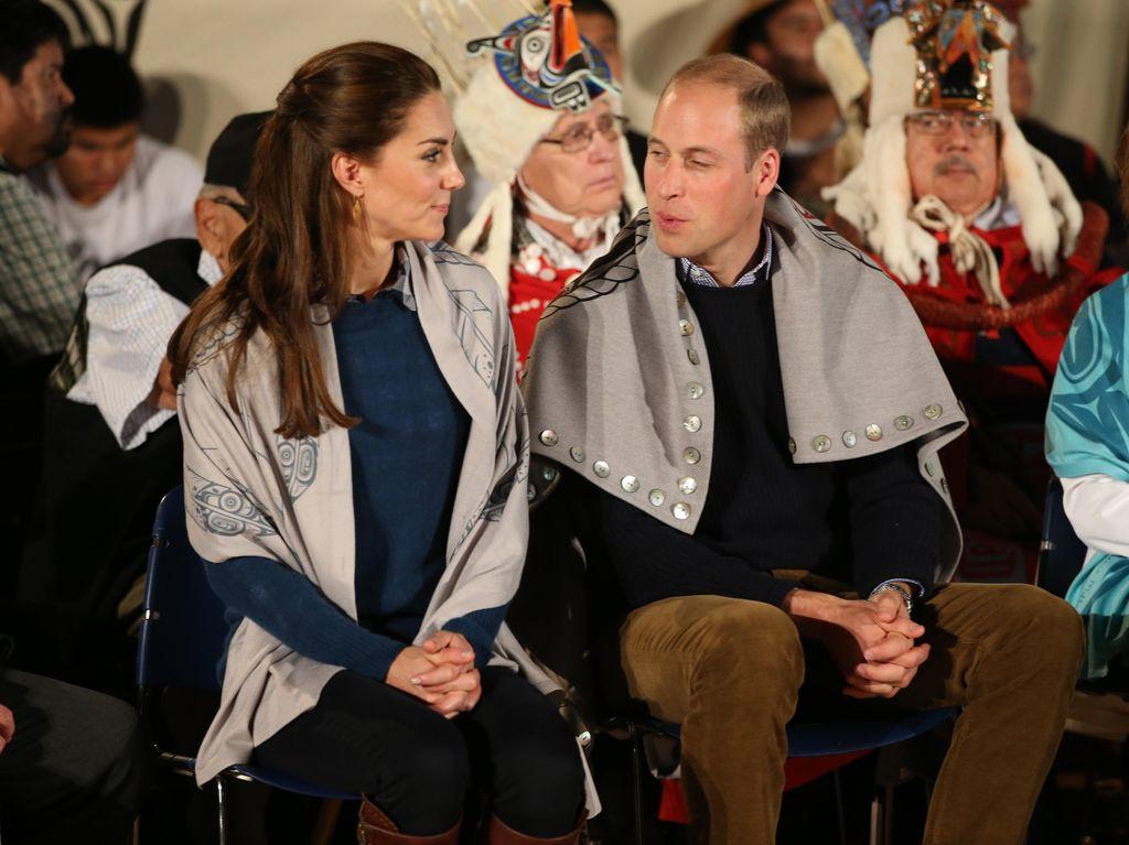 Pangeran William & Kate Middleton Kencan di Hotel Bintang 3 Kanada