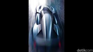 NextEV Mobil Listrik Super Menakutkan Asal China