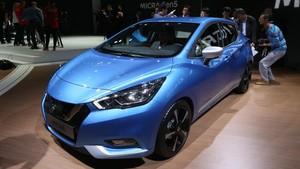 Nissan March Terbaru Dapat Fitur Canggih