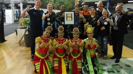 Wonderful Indonesia Raih 2 Penghargaan Di Afrika Selatan