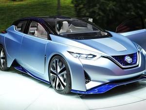 Nissan Siapkan Crossover Listrik