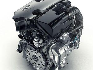 Infiniti Kenalkan Mesin Variable Compression Turbo Pertama di Dunia