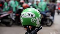 Bikin Ngakak, Deretan Chat Kocak Driver Ojek Online
