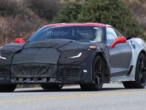 Mobil Balap Jalanan Corvette Mulai Muncul