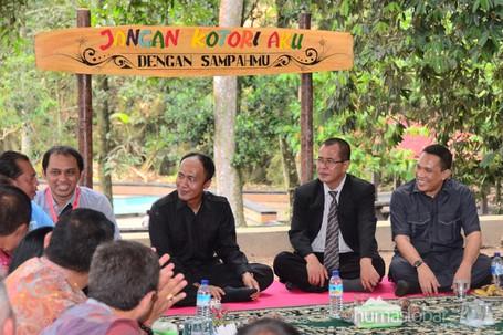 Ketika Para Pemandu Wisata Dihadapkan Dengan Indahnya Lombok Barat