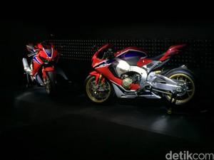 Pebalap Nicky Hayden dan Freddie Foray Kenalkan Motor Sport CBR1000RR