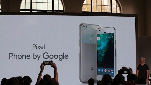 Pixel, Ponsel Google yang Setara harga iPhone 7