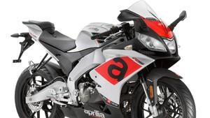 Motor Sport Aprilia Bermesin 125 cc untuk Eropa