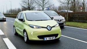 Bulan Depan Renault Uji Mobil Otonom di China