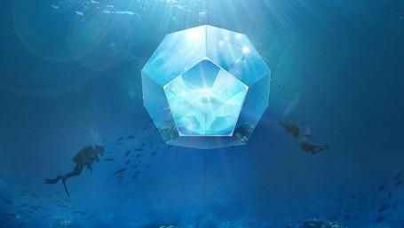 Wow! Bakal Ada Galeri Seni Bawah Laut Di Amerika