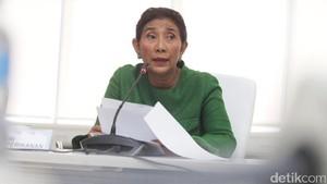 Rektor Undip: Meski Hanya Lulus SMP, Susi Setara dengan Doktor