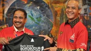 Bank Jateng Borobudur Marathon 2016 Berhadiah Rp4 Miliar