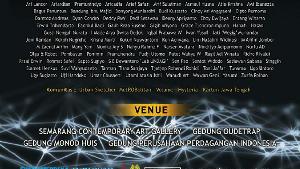 Semarang Gelar Pameran Seni Rupa Biennale Jateng #1