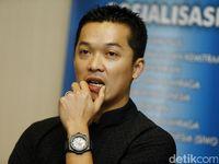 Permalink to Jadi Kader PD, Taufik Hidayat Diteriaki 'Smash, Smash, Smash'