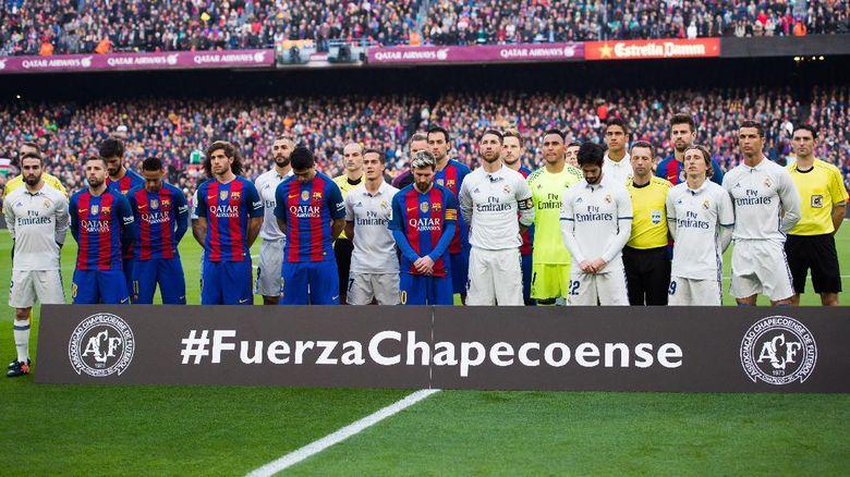 Hasil gambar untuk Terima Undangan Barca, Chapecoense Akan Main di Trofi Joan Gamper 2017