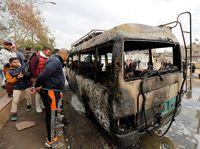 Bom Mobil Meledak di Afghanistan, 18 Orang Tewas