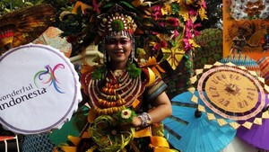 Soal Festival Payung, Indonesia Bisa Belajar Banyak dari Thailand