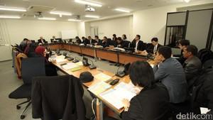 Menkum Minta Hasil Riset Regulasi di Jepang Bisa Direalisasikan di RI