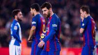 Neymar Yakin Messi Akan Teken Kontrak Baru