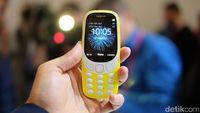 Begini Nasib Nokia 3310 Saat Dihajar dan Dibongkar