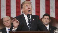 Trump Mulai Diragukan Investor, Wall Street Terjun Bebas