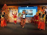 Bangga! Wonderful Indonesia Juara di Pameran Pariwisata ITB Berlin