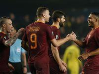 Dzeko Bawa Pengalaman Comeback di City untuk Kalahkan Lyon