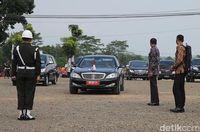Pemerintah Segera Berikan Camry untuk SBY