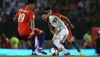 Messi Diskors Empat Laga oleh FIFA