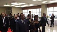 Presiden Prancis Bertemu Susi, Bahas Kerja Sama Perikanan