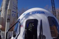 Permalink to Tahun Ini, Blue Origin Jalan-jalan ke Luar Angkasa