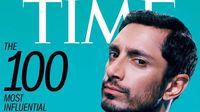 Aktor Muslim Jadi Bintang Sampul 'Tokoh Paling Berpengaruh' Time