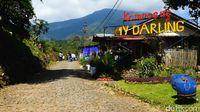 Cantiknya Kampung My Darling di Kaki Gunung Cikuray, Garut